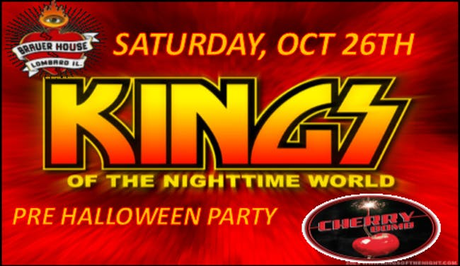 King of the Nighttime World Halloween Costume Party at BHouse LIVE