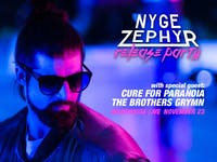 NYGE ZEPHYR RELEASE PARTY