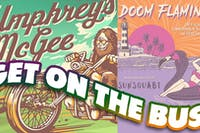 Get On The Bus - To Umphrey's McGee//Doom Flamingo After Party