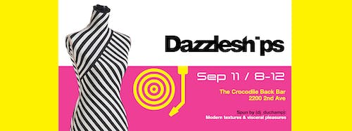 Dazzleships @ The Back Bar