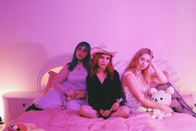 The Aquadolls, Morning Eyes, Smoke From All The Friction