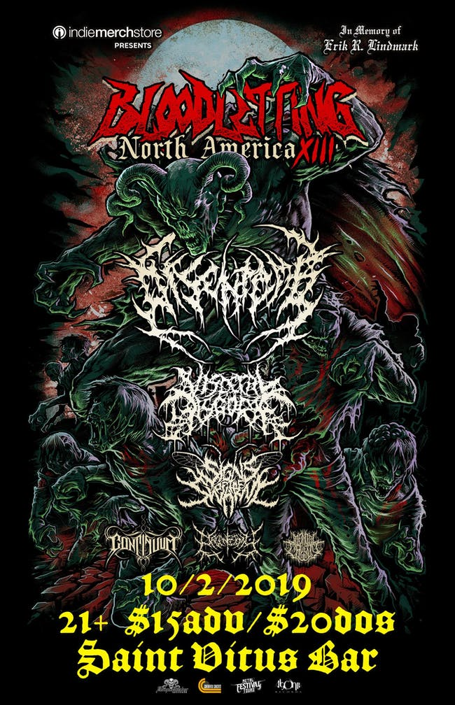 Disentomb,Visceral Disgorge,Signs Of The Swarm,Continuum,Organectomy,Mental