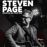 STEVEN PAGE - Discipline USA Tour 2019