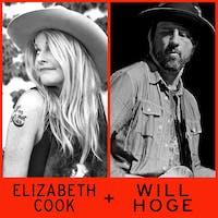 ELIZABETH COOK + WILL HOGE
