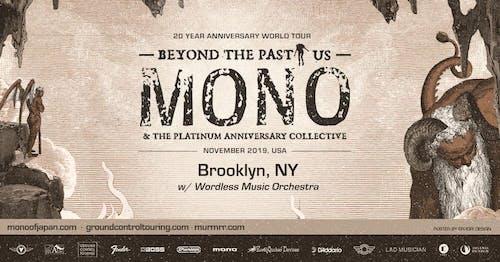 MONO w/ Wordless Music Orchestra