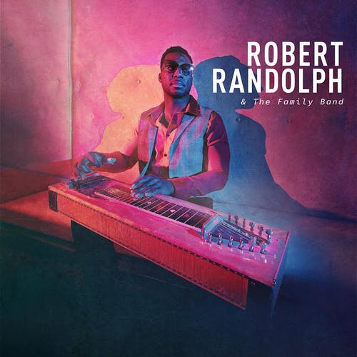 ROBERT RANDOLPH & THE FAMILY BAND with Hollis Brown