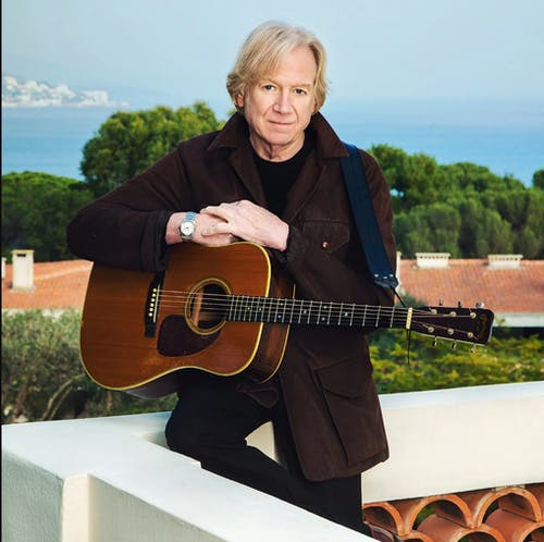JUSTIN HAYWARD - All The Way In Concert with special guest Mike Dawes