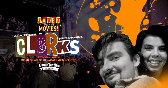 "Jaret Goes to the Movies - ""Clerks"" with Actor Appearances!"