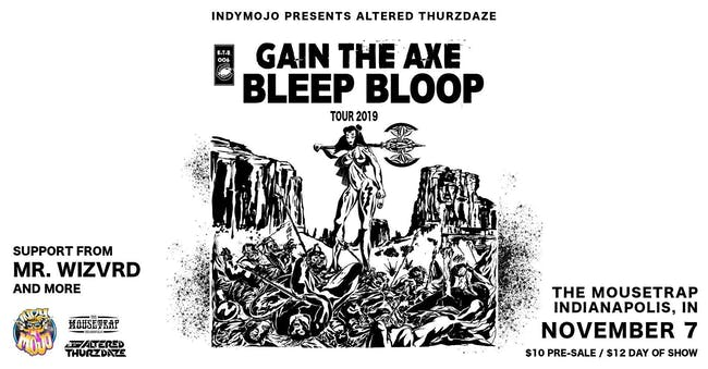 Altered Thurzdaze w/ Bleep Bloop