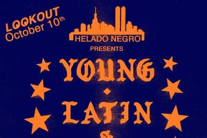 Helado Negro Presents: Young Latin & Proud w/ Special Guests