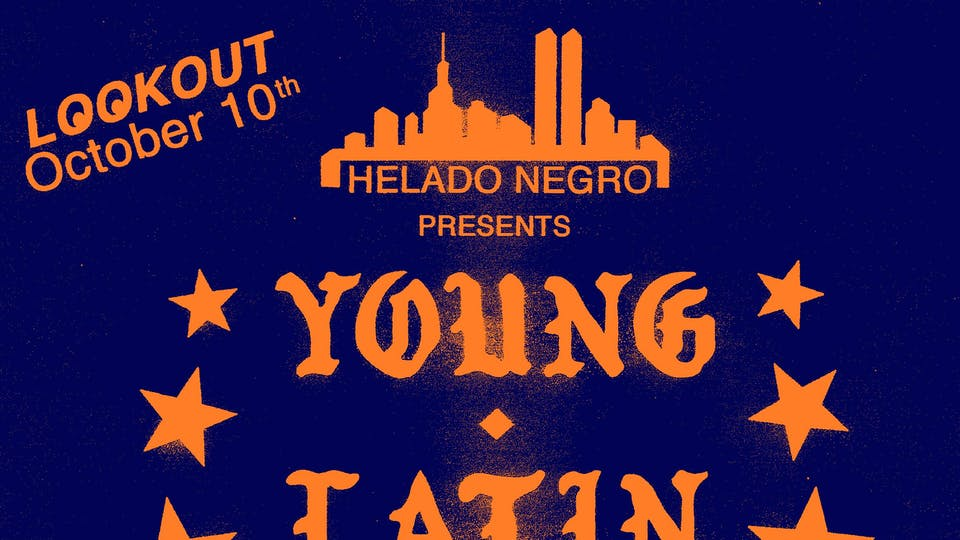 Helado Negro Presents: Young Latin & Proud w/ Special Guests