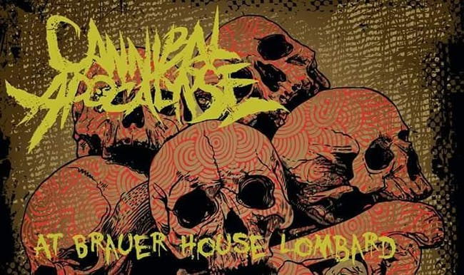 Cannibal Apocalypse  at Brauer House