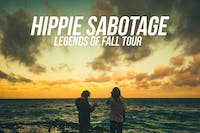 Hippie Sabotage - Legends of Fall Tour