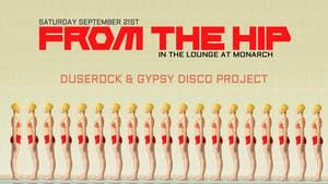 From The Hip –Duserock & Gypsy Disco Project