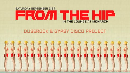 From The Hip – Duserock & Gypsy Disco Project