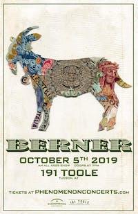 Berner: El Chivo Tour