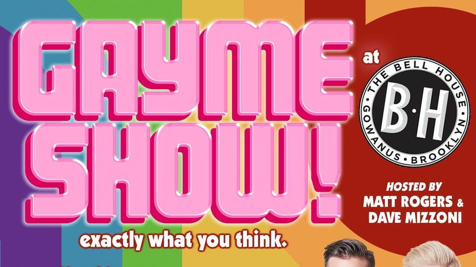 Gayme Show with Dave Mizzoni and Matt Rogers