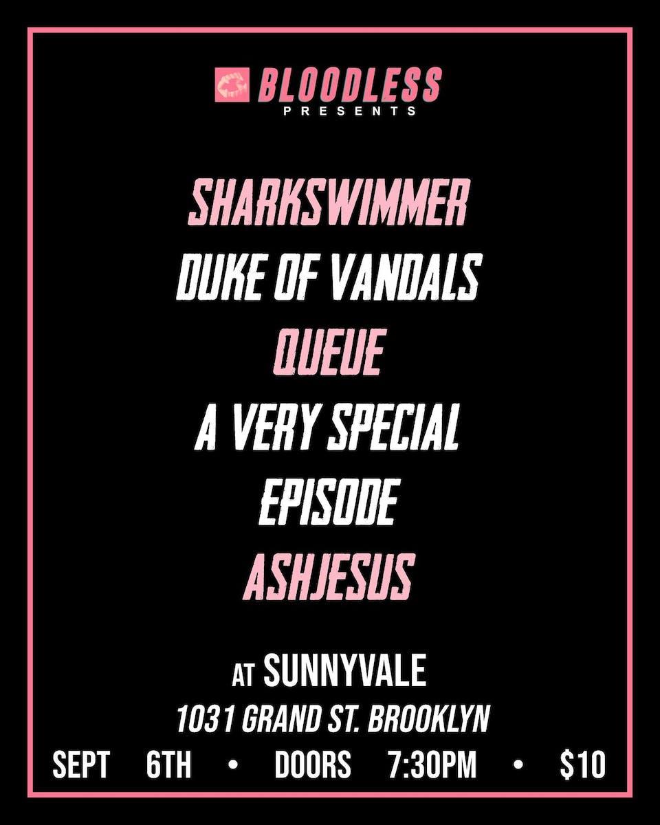 Sharkswimmer x Duke of Vandals x Queue x AVSE x Ashjesus