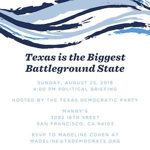 Texas is the Biggest Battleground State