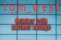 "Tom West 'Emiko"" 2019 Fall Tour"