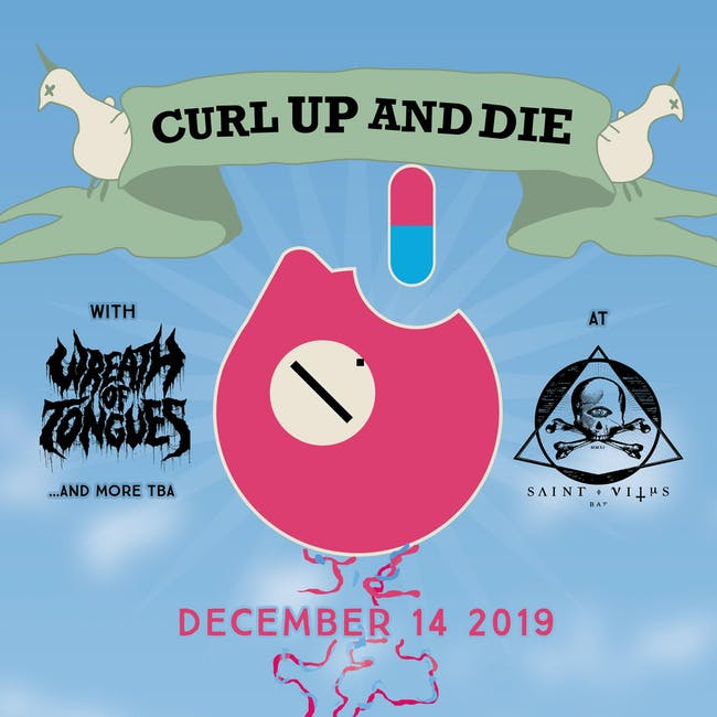 Curl Up and Die, Wreath of Tongues