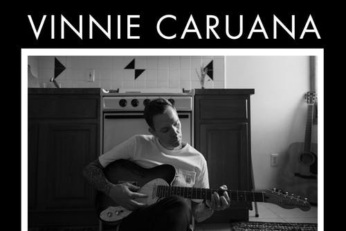 Vinnie Caruana (The Movielife / I Am The Avalanche)