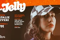 The Jelly featuring Natalie Oliveri