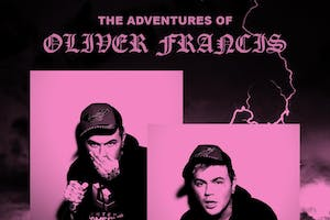 OLIVER FRANCIS with Smrtdeath, Marco XO, and Parke