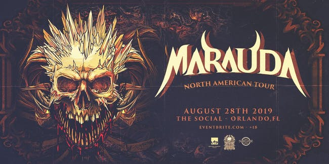 Marauda: North American Tour