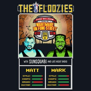 The Floozies: Nightmare on Funk Street