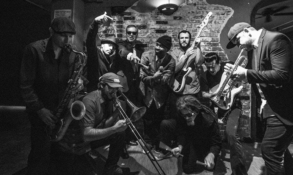 Soul Ska 5 yr Anniversary Bash w/ special guest Angelo Moore (Fishbone)