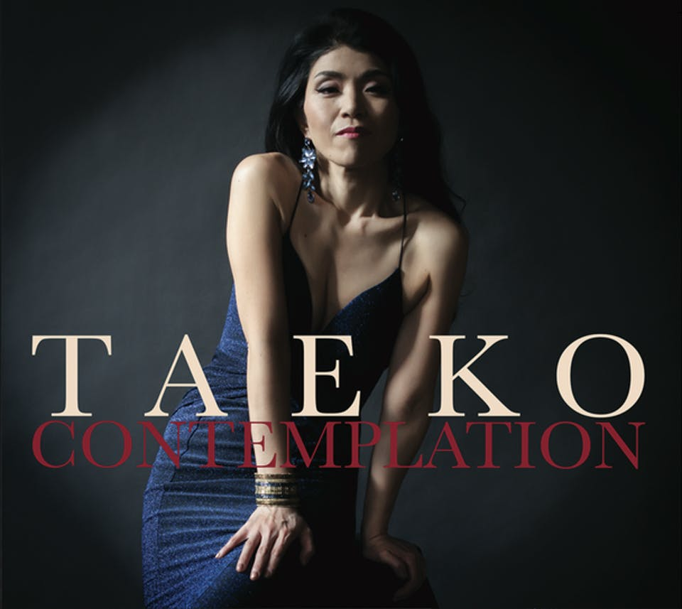 "TAEKO's New Album ""Contemplation""  (Flat Nine Records) Release Celebration"