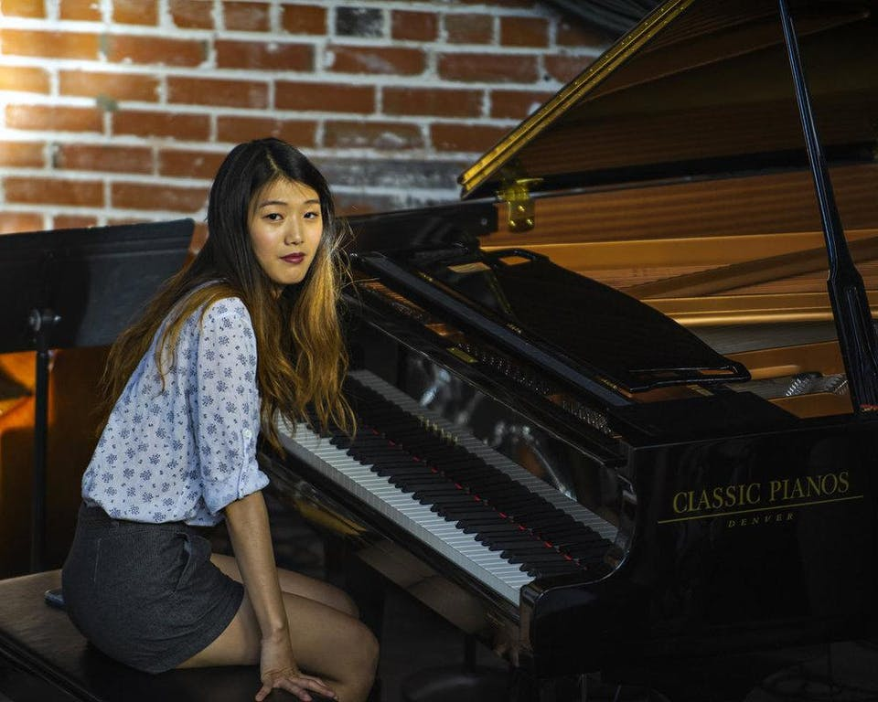 Eunha So Quartet Album Release with Todd Coolman (Bass)