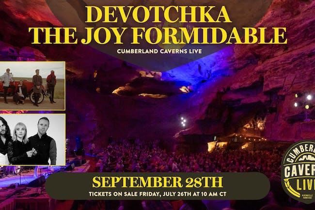 DeVotchKa & The Joy Formidable