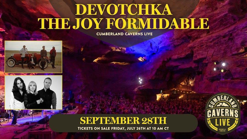 DeVotchKa & The Joy Formidable Unplugged