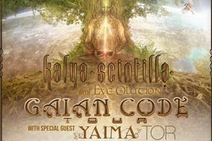 KALYA SCINTILLA and EVE OLUTION with Yaima and Tor