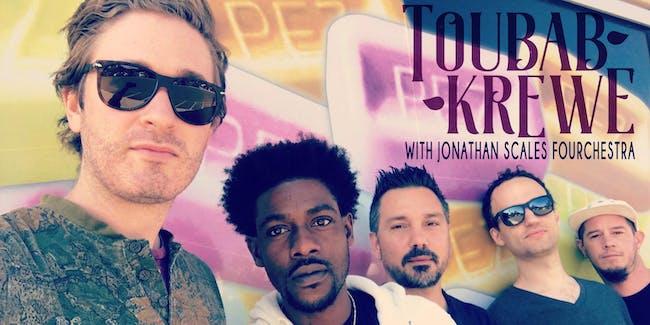 Toubab Krewe w/ Jonathan Scales Fourchestra