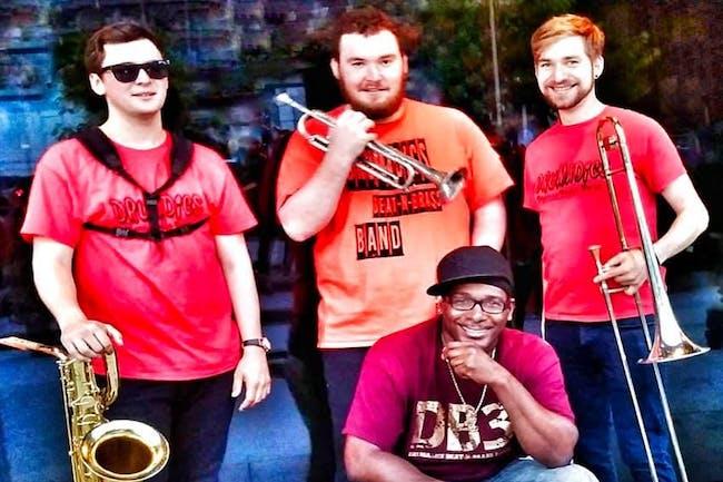The Sundots,Benny Benson,Drumadics,Chatterbox, Wes Urbaniak & Mountain Folk