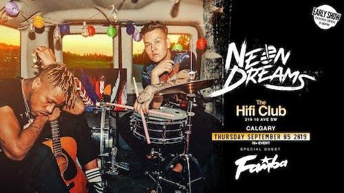 Neon Dreams w/ Famba: Early Show