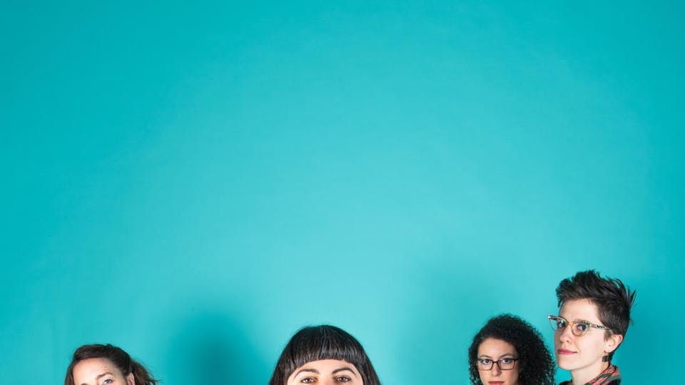 Laura Cortese & The Dance Cards at The Parlor Room