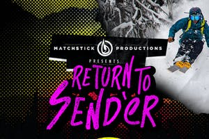 MATCHSTICK PRODUCTIONS PRESENTS: RETURN TO SEND'ER