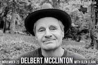 Delbert McClinton with special guest Glen Clark at Ridglea Theater