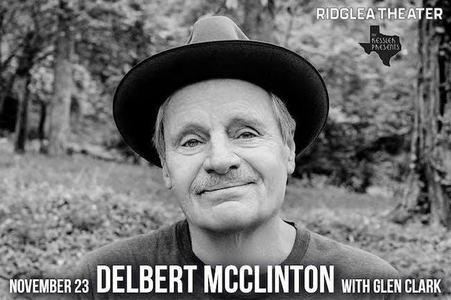 Delbert McClinton with special guest Glen Clark at Ridglea Theater