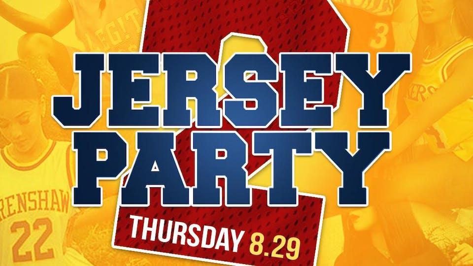 O.G. X ASA X DJ AMBITIOUS BOY PRESENTS: JERSEY PARTY PT. 2  w/ TREV RICH