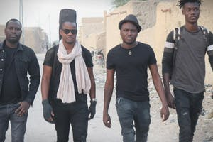 SONGHOY BLUES with RAMAKHANDRA