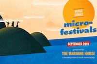 River Songs Microfestival in St. Paul: Brianna Lane & Lena Elizabeth