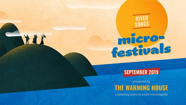 River Songs Microfestival in St. Paul: Barbaro & John Louis