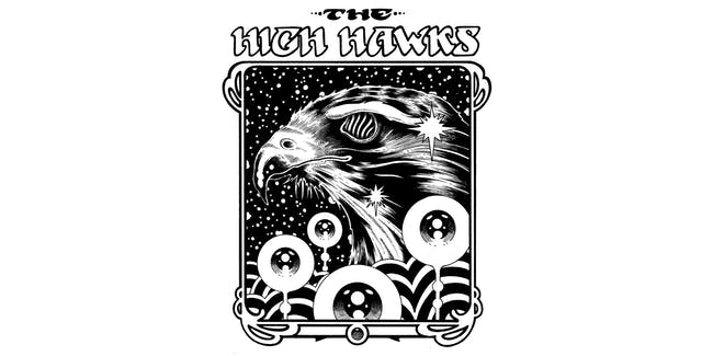 THE HIGH HAWKS FT. VINCE HERMAN, TIM CARBONE, ADAM GREUEL & MORE