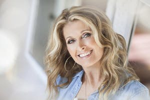 LINDA DAVIS at the Rodeo Opry