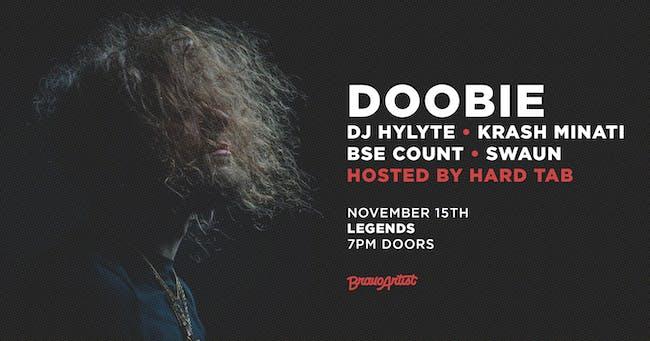 Doobie @ Legends (11/15)